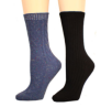 JCPenney Mixit Knit Crew Socks
