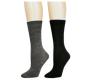 Mixit 2-pk. Knit Crew Socks