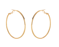 Accessorize-TEXTURED-LARGE-HOOPS