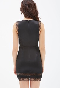 Forever-21-Eyelash-Lace-Trimmed-Sheath-Dress-Back-View