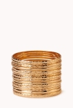 Forever-21-Heirloom-Bangle-Set