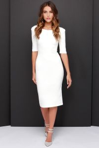 LULUS-Exclusive-We-Built-This-Midi-Ivory-Midi-Dress