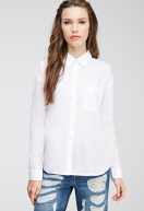 Forever-21-Boxy-Button-Down-Shirt