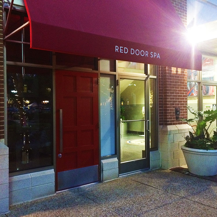 Red-Door-Spa-Front-Entrance