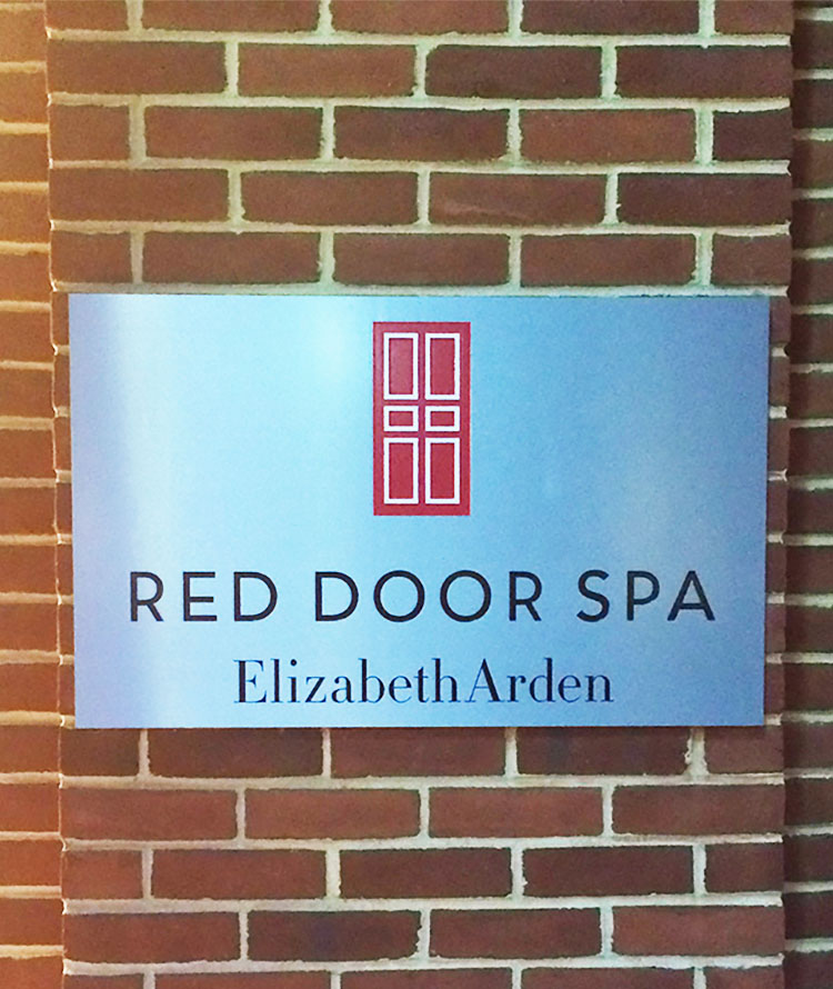 Red-Door-Spa-Sign