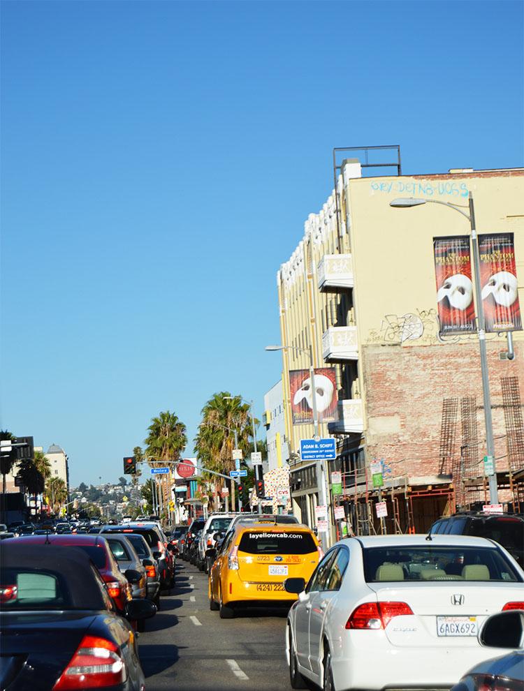 Los-Angeles-Traffic