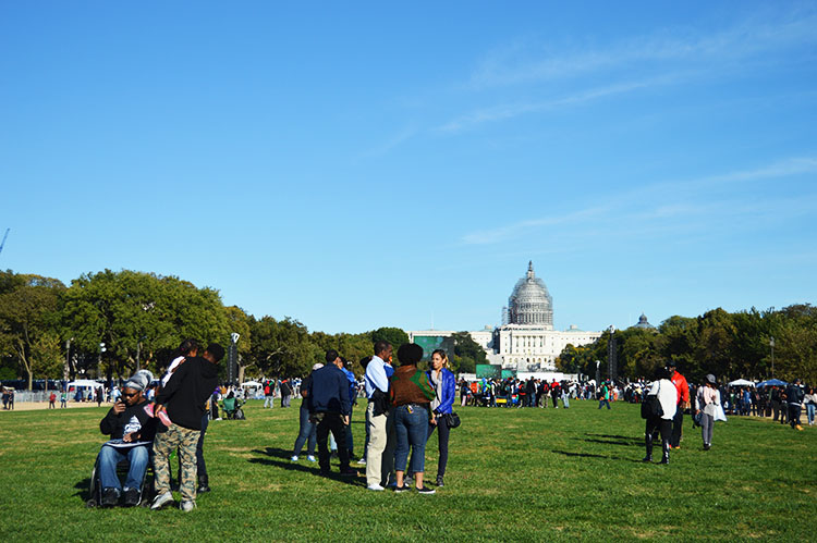 Million-Man-March-National-Mall