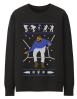 1-800-Hotline-Bling-Ugly-Christmas Sweater Drake Unisex Xmas Sweatshirt