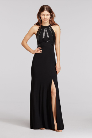Davids-Bridal-Sequin-Halter-Jersey-Dress-with-and-Open-Back.png