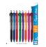 Paper-Mate-Retractable-Medium-Point- Colored-Ink-Pens