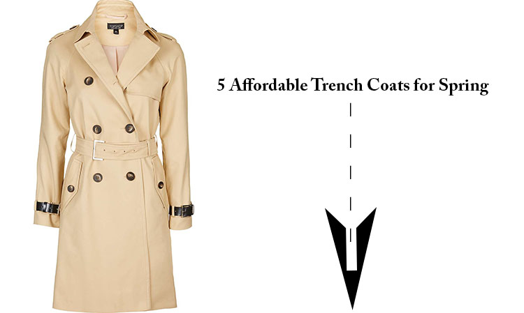 Five-Affordable-Trench-Coats-for-Spring