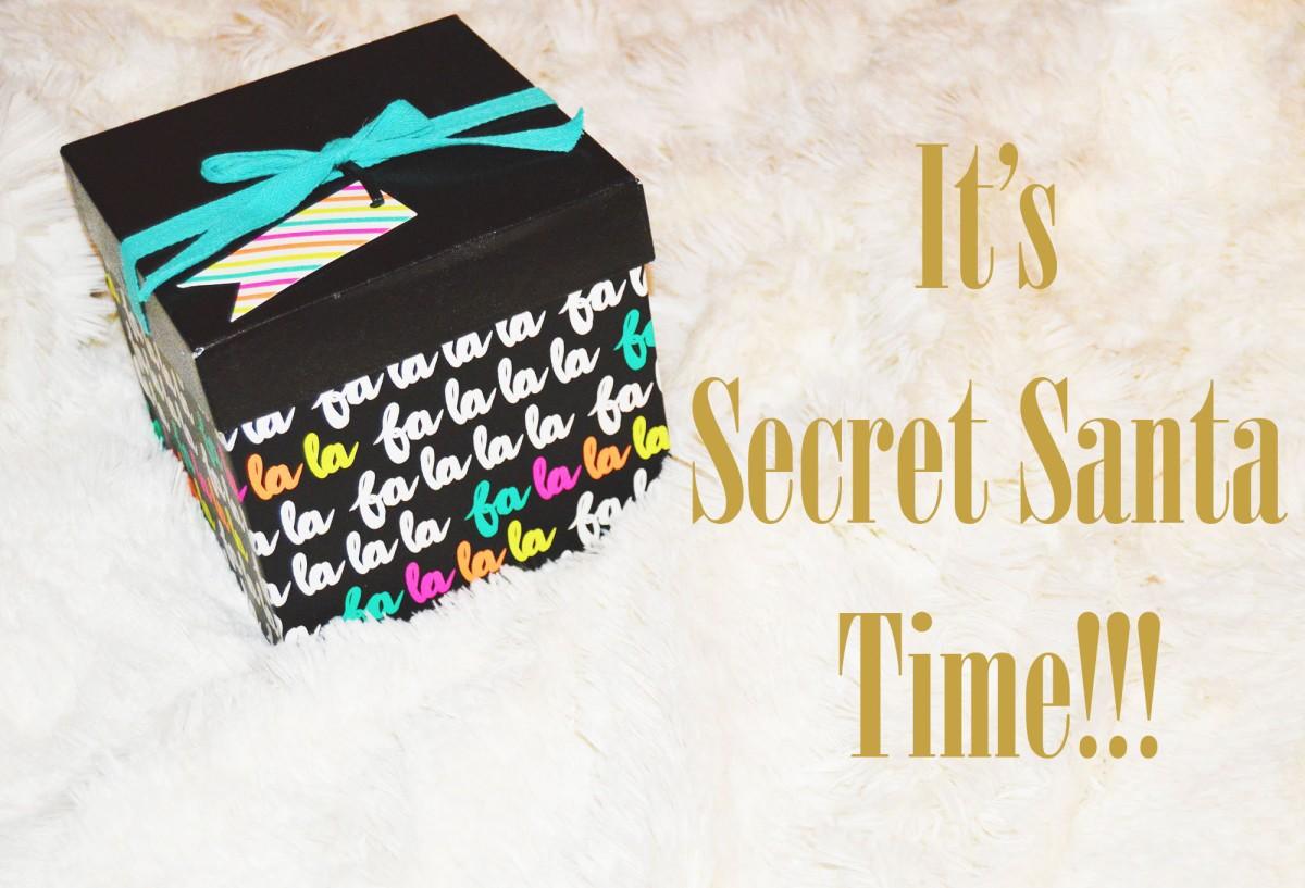 Secret Santa Gift Under $25