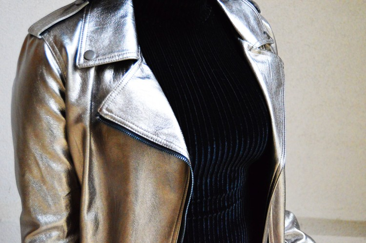 Black-Velvet-Dress-And-Metallic-Moto-Jacket-7
