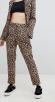 Asos-Unique 21-Cigarette-Pants-In-Leopard-Print-Co-Ord