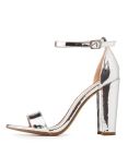Charlotte-Russe-Metallic-Ankle-Strap-Sandals