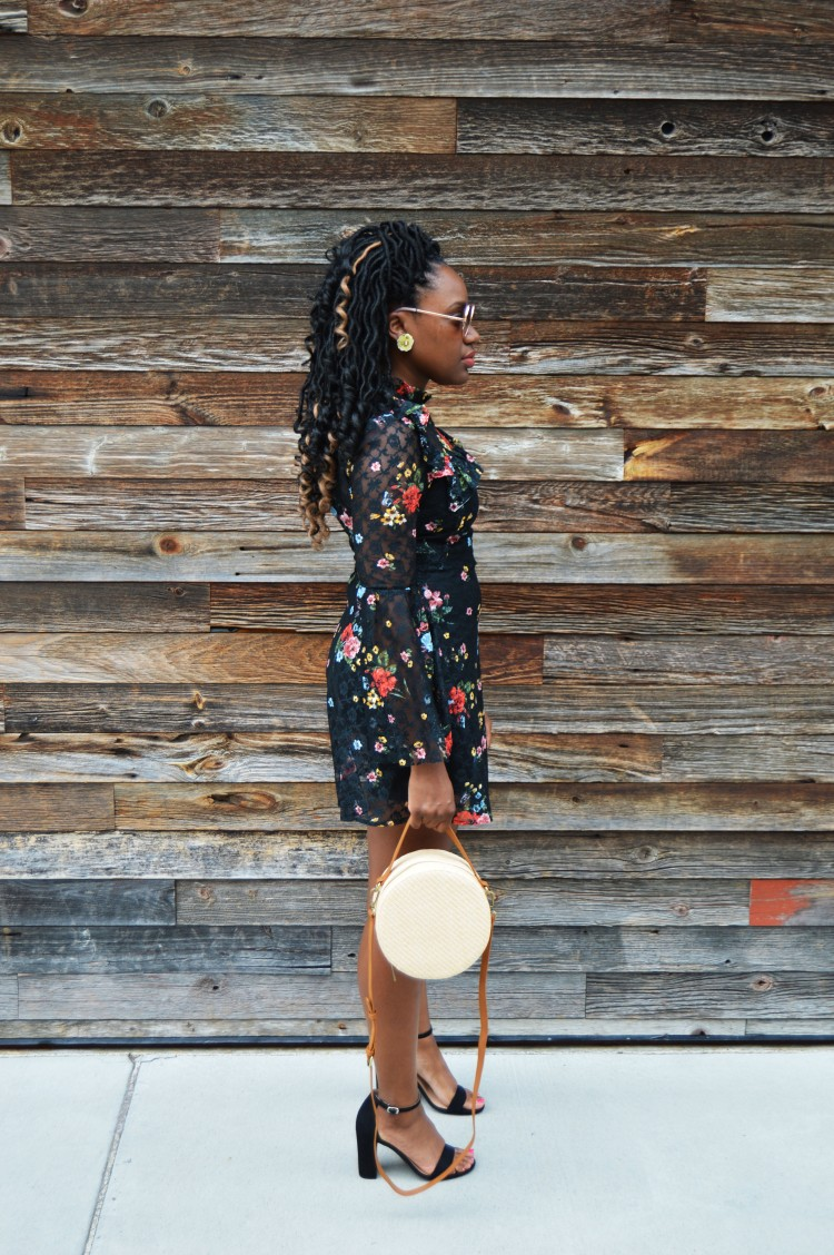 How-To-Style-A-Floral-Lace-Dress-2