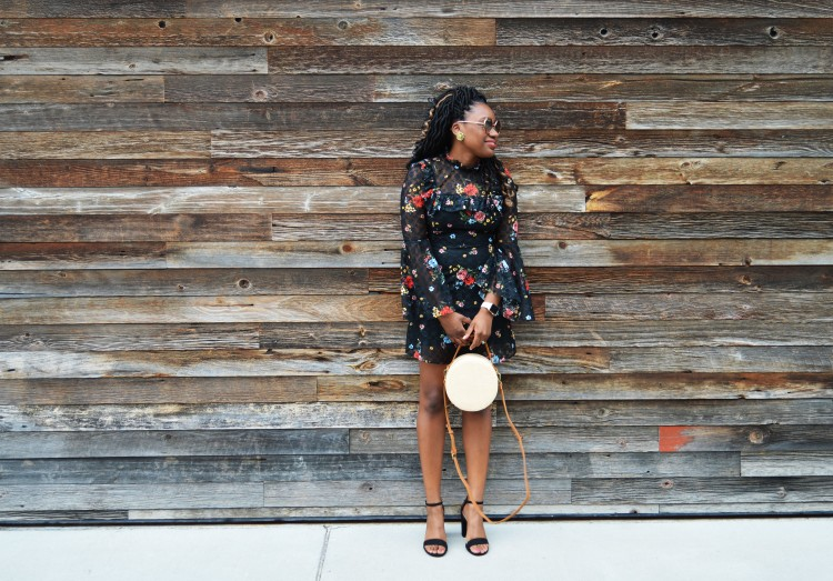 How-To-Style-A-Floral-Lace-Dress-6