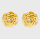 Sugarfix-by Baublebar-Floral-Stud-with-Sequins-Earrings-Gold.png