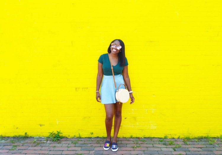 Graphic-Slip-On-Sneakers-and-A-Yellow-Wall-1