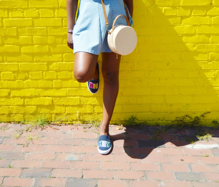 Graphic-Slip-On-Sneakers-and-A-Yellow-Wall-3