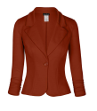 Amazon-Women's-Classic-Casual-Work-Solid-Color-Knit-Blazer