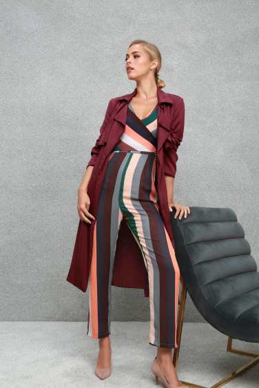 RAVYN-RUSTY-ROSE-MULTI-STRIPED-SLEEVELESS-SURPLICE-JUMPSUIT