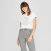 Target-Women's-Shine-Like-the-Universe-is-Yours-Graphic-Short-Sleeve-T-Shirt-A-New-Day-White