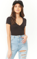 Forever-21-Ribbed-Knit-Surplice-Bodysuit