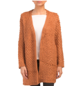 T.J. Maxx-COIN-1804-Textured-Boucle-Long-Cardigan